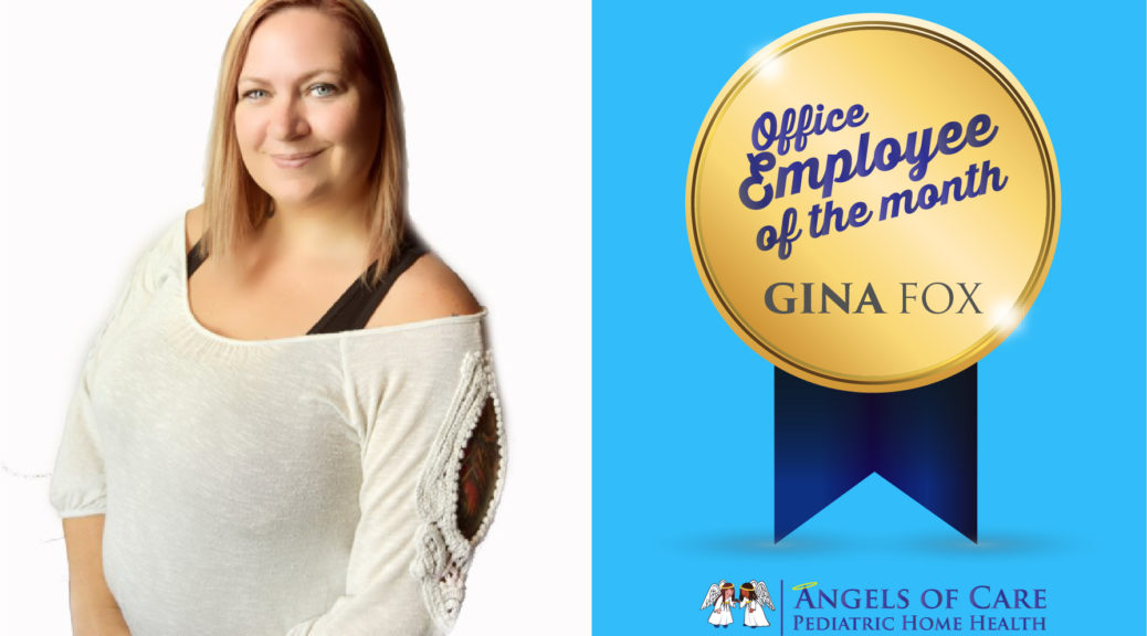 Gina Fox - Angels of Care Employee